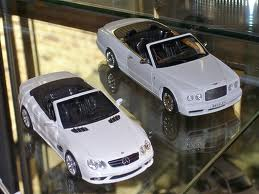 AMG and Bentley
