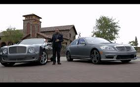 Bentley and AMG