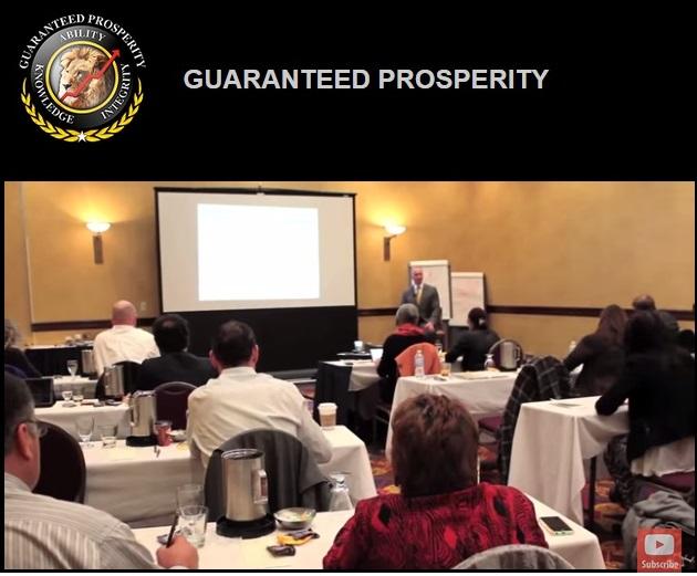 Meir Ezra - About guaranteed prosperity